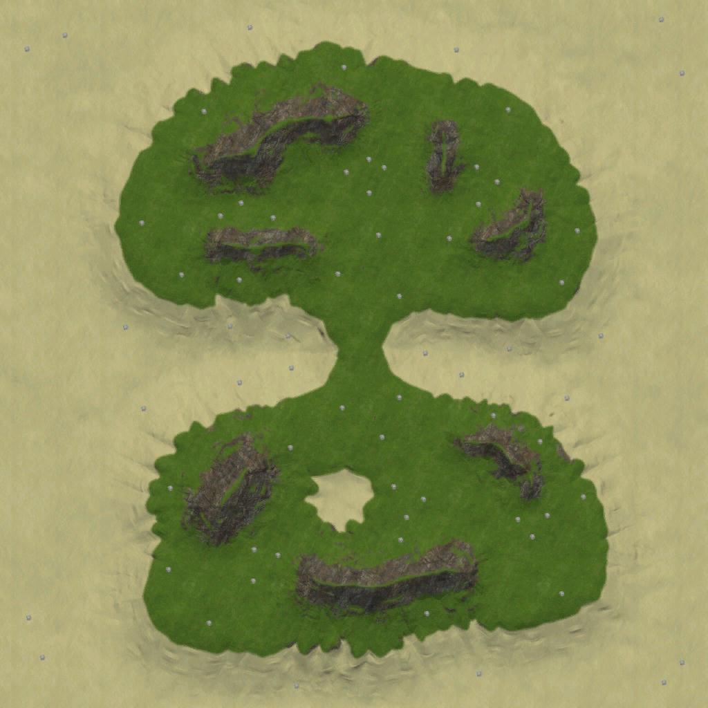 Torn Islands Remake